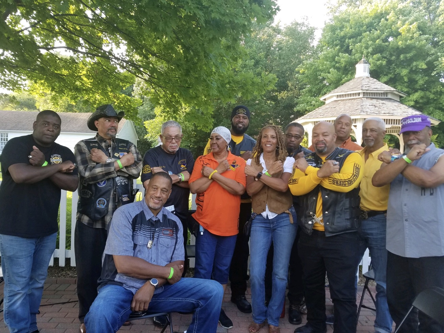 We are... Buffalo Soldiers
