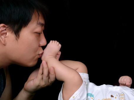 Enjoy fatherhood!