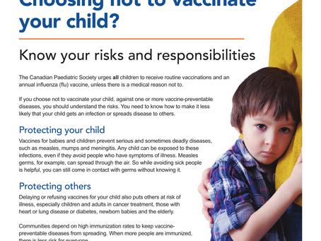 Need vaccination or Not?