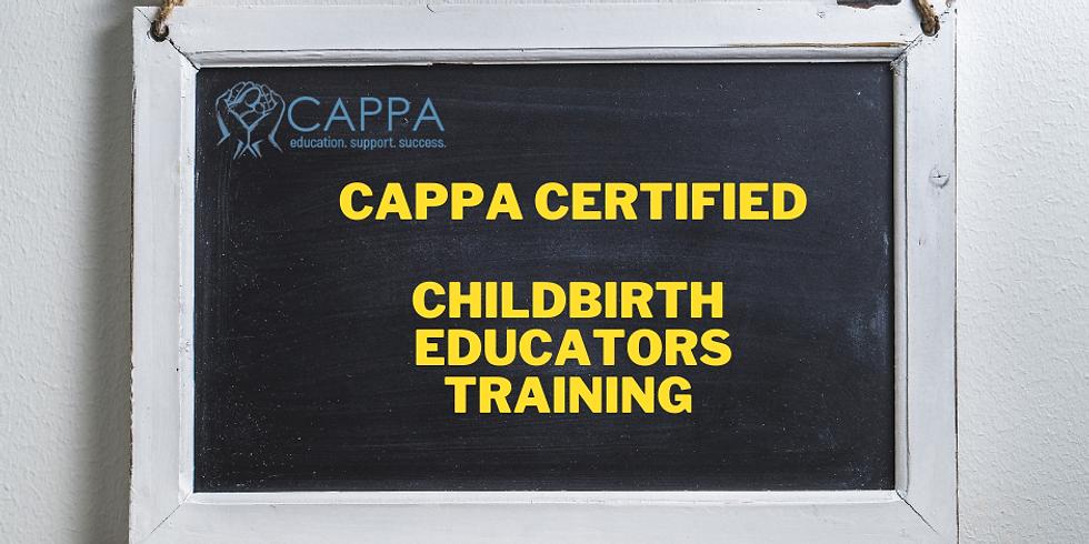 CAPPA Certified Childbirth Educator