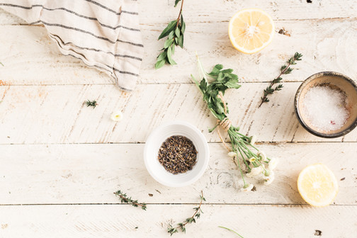Herbs and Minerals