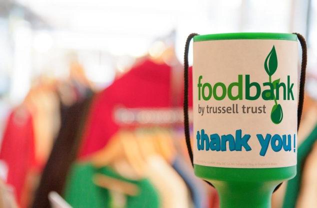 Trussell Trust fundraising
