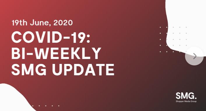 19th June: Covid-19 update