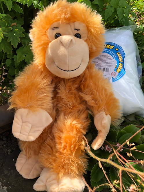 Teddy Bears Picnic 16 inch Monkey