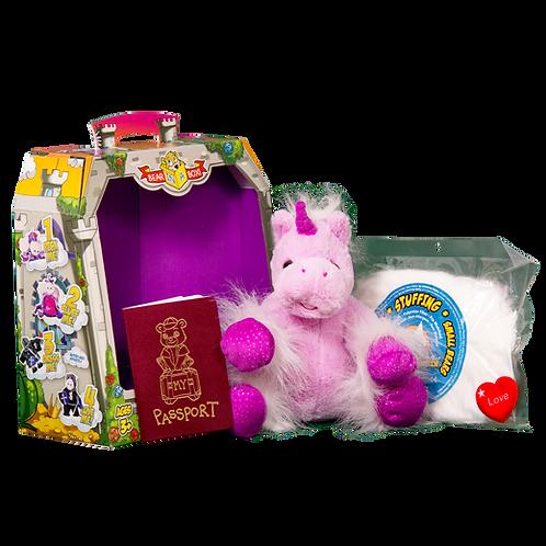 Star the unicorn- build your own unicorn boxed gift set