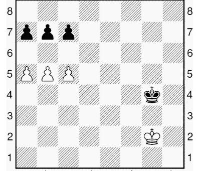 Pawn Breakthrough Puzzle