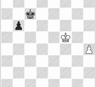 Square of the Pawn Endgame Puzzle