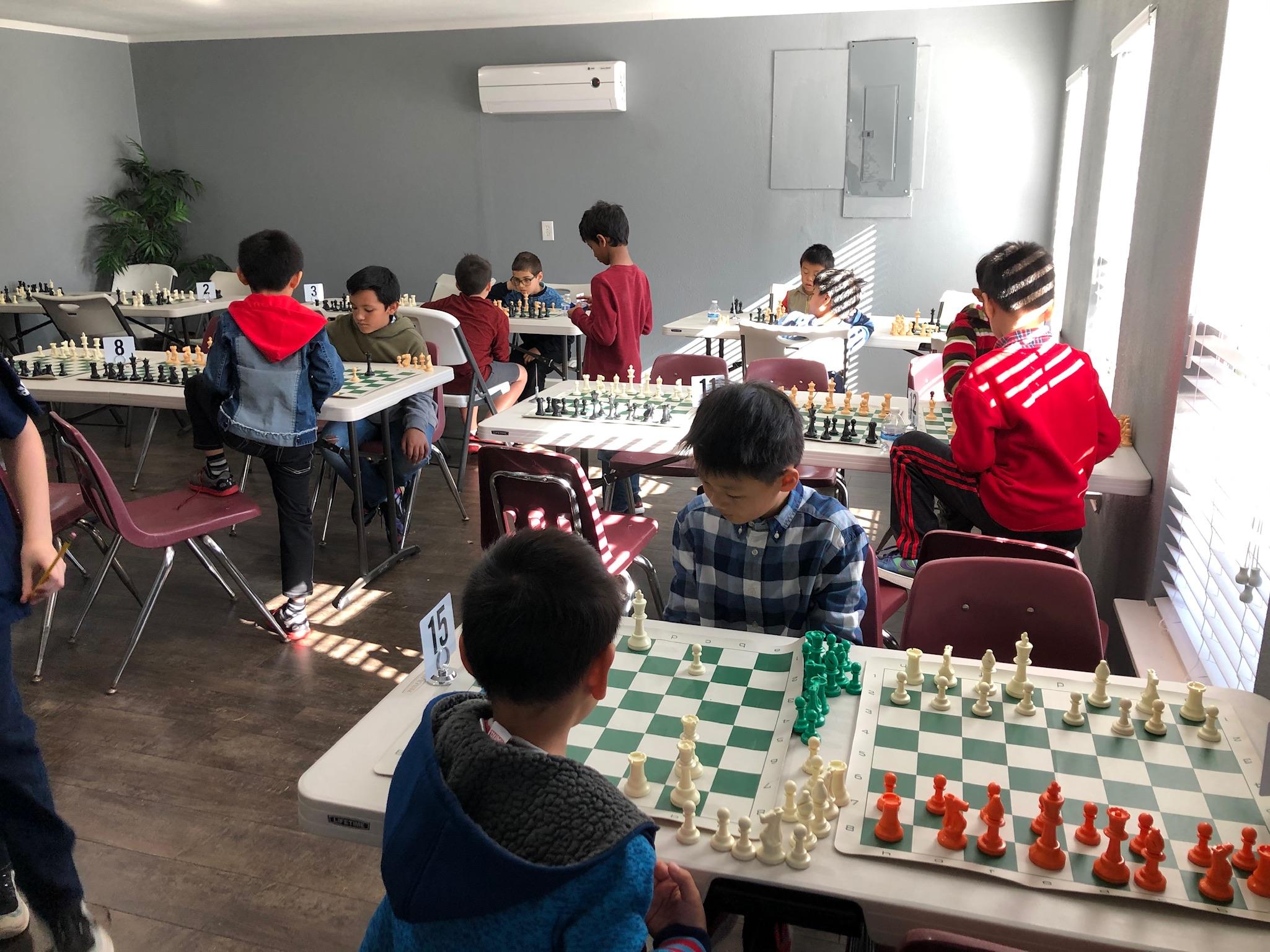 Fall Tournament