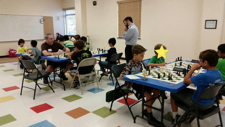 chess tournament in Katy, TX