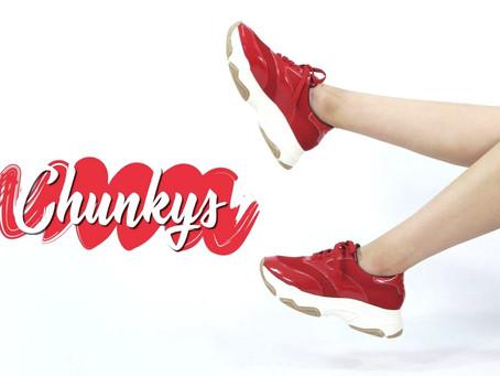 ¡Los Chunkys están de vuelta!