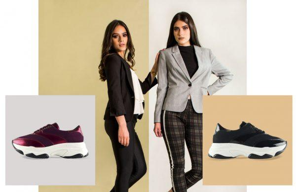 Imagina llegar a tu oficina con alguno de estos outfits y estos increíbles zapatos dándole el toque perfecto para robarte todas las miradas.