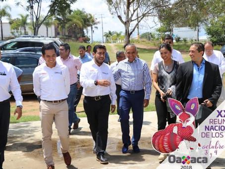 Taguesi se instala en el Parque Industrial y Maquilador Oaxaca
