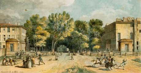Le Cours Mirabeau