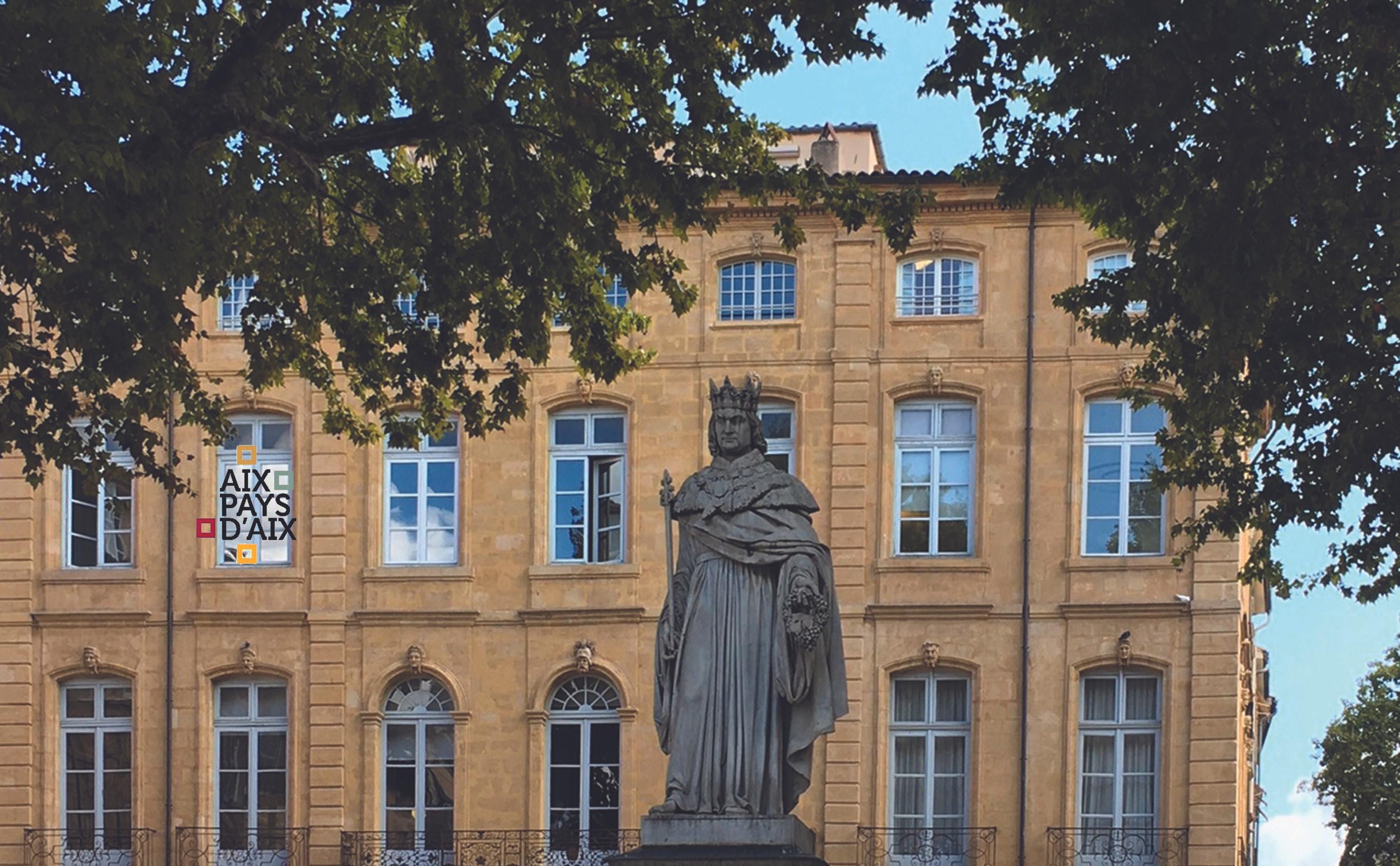 Aix, cité du Roi René