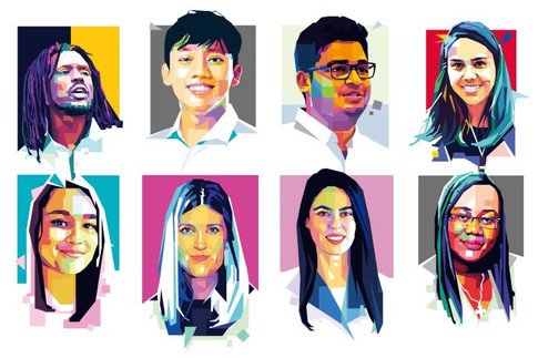Founder of KESK named by TIME's magazine as one of 8 young leaders shaping the decade ahead.