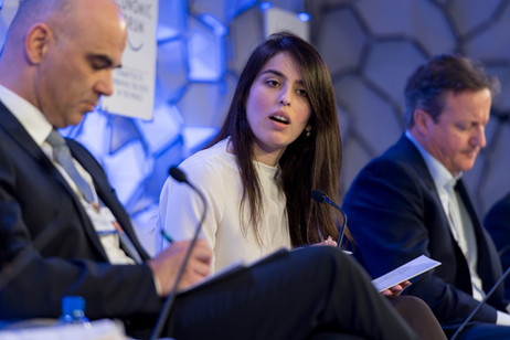 """WEF2018 """"From Fragile Cities to Renewal"""""""