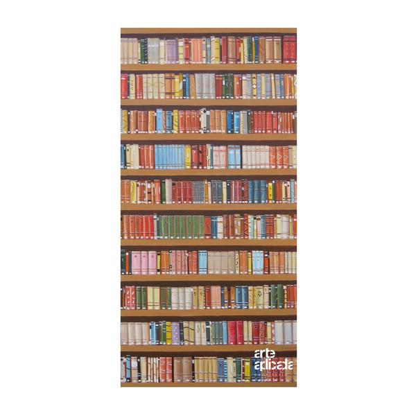 Biblioteca Vertical A