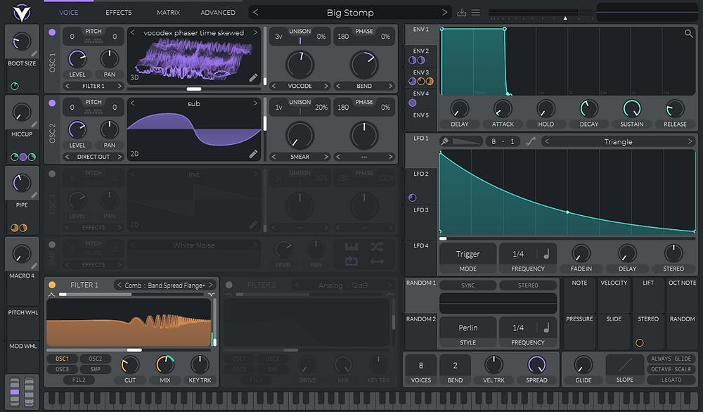 Vital Synth VST plugin