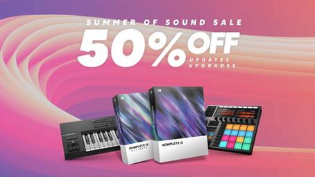 Native Instruments Summer Of Sound 2021 Sale
