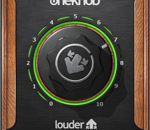 Waves OneKnob Louder Plugin is FREE this weekend