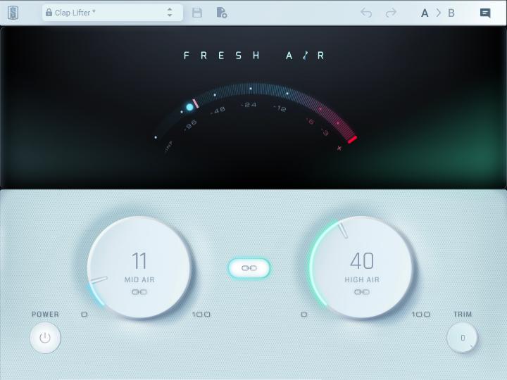 Fresh Air by Slate Digital VST plugin