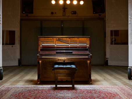 Spitfire Audio samples iconic Beatles piano in new instrument