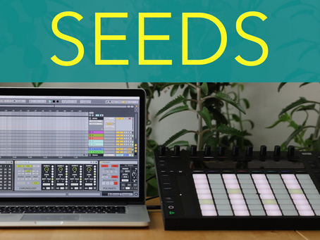 Max For Live SEEDS Collection by Novel Music