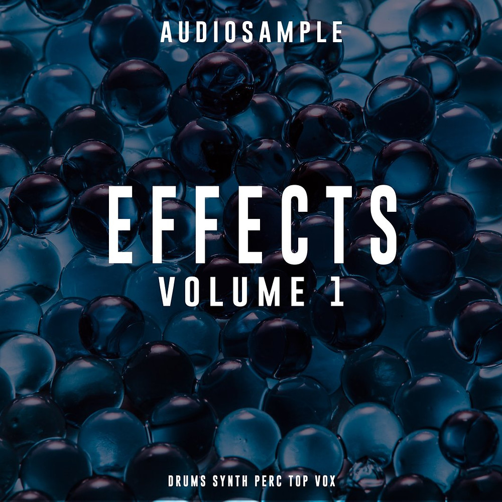 AudioSample - Effects Volume 1 Sample Pack