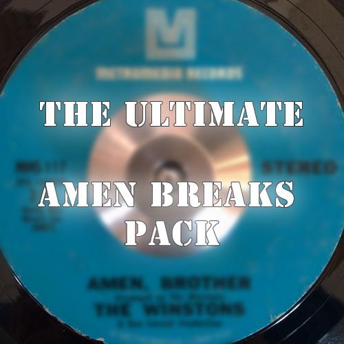 Rhythm Lab - The Ultimate Amen Breaks Sample Pack