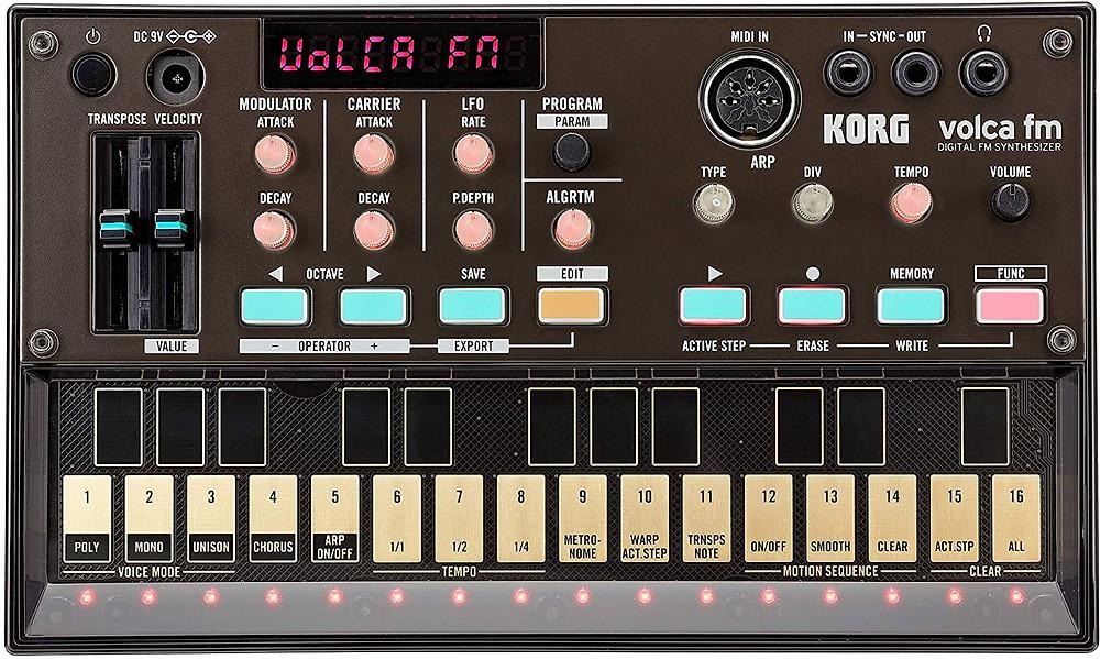 Korg Volca FM budget synth