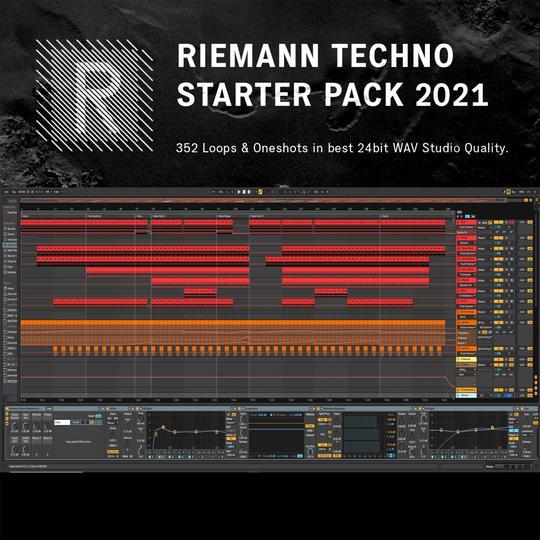 Riemann Kollektion - Techno Starter Pack