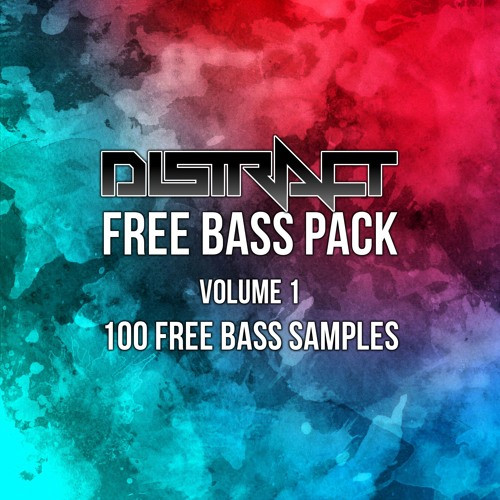 Pump Your Sound - Distract Vol 1 Sample Pack