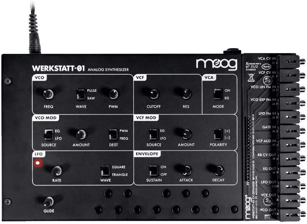 Moog Werkstatt-01 Synth