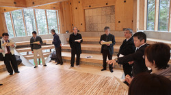 20180110_CLTモデル施設完成見学会(研究科長)_10