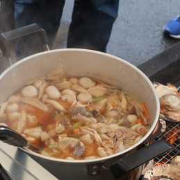 仙台風芋煮(味噌)