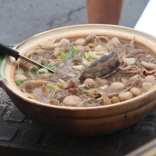 山形風芋煮(醤油)
