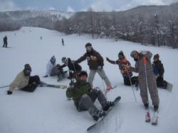 201202研究交流会蔵王スキー場