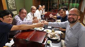 2018082820180828 Dinner at Shoukeikaku (
