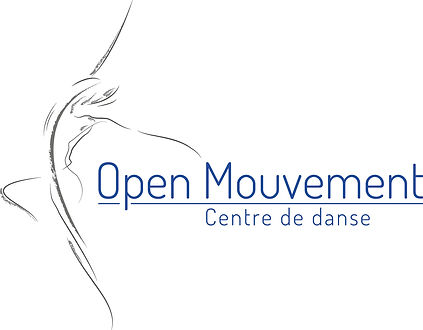 Logo Open Mouvement - centre de danse