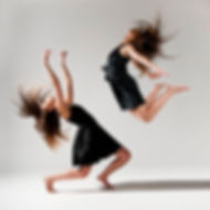 6. Impressive Ballet Dance by Two Girls.