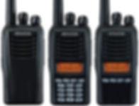 Kenwood nx-220_320 radio rentals