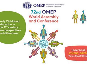 【世界OMEPより】【世界大会】2021年アテネ世界大会 発表申込再開(11/30〆)