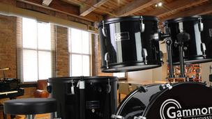 Full Size Drum Sets