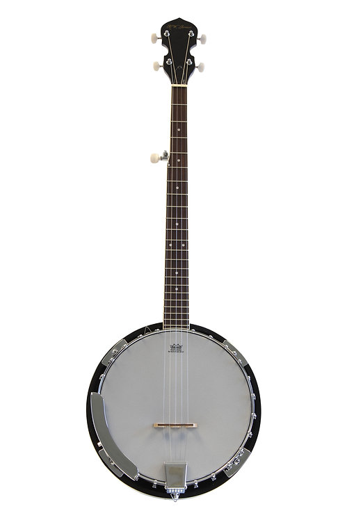 Limited Edition Black 5 String Banjo