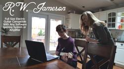 jameson guitar ad