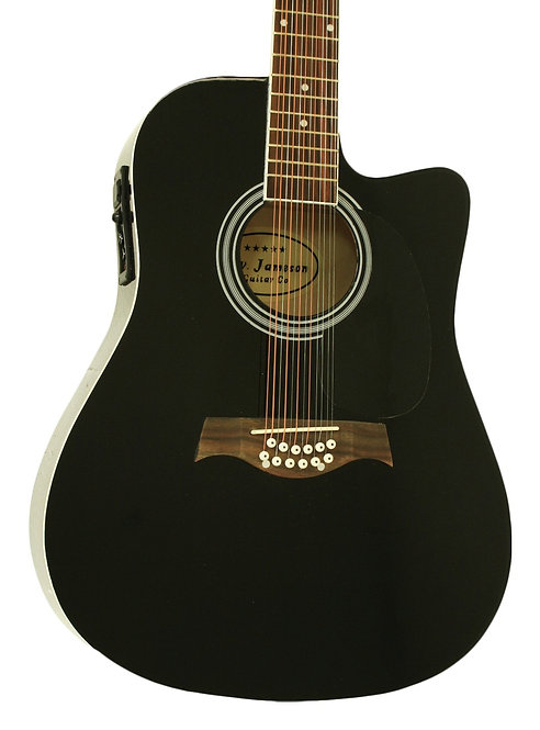 12 String Jameson 1942 Series Acoustic Guitar