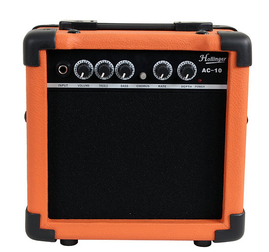 Guitar Amp For Acoustics With Built-in Chorus