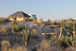 Rancho Cactimar desert eco ranch
