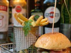 The Turk's Burger