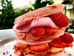 Valentine's Pancakes
